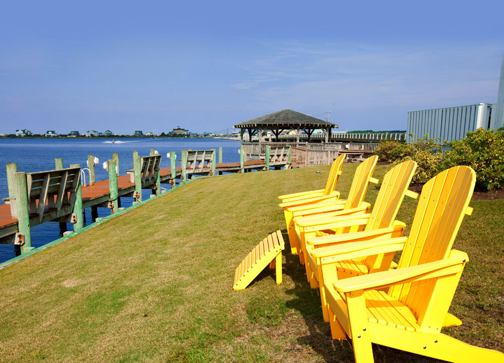 Yellow-chairs